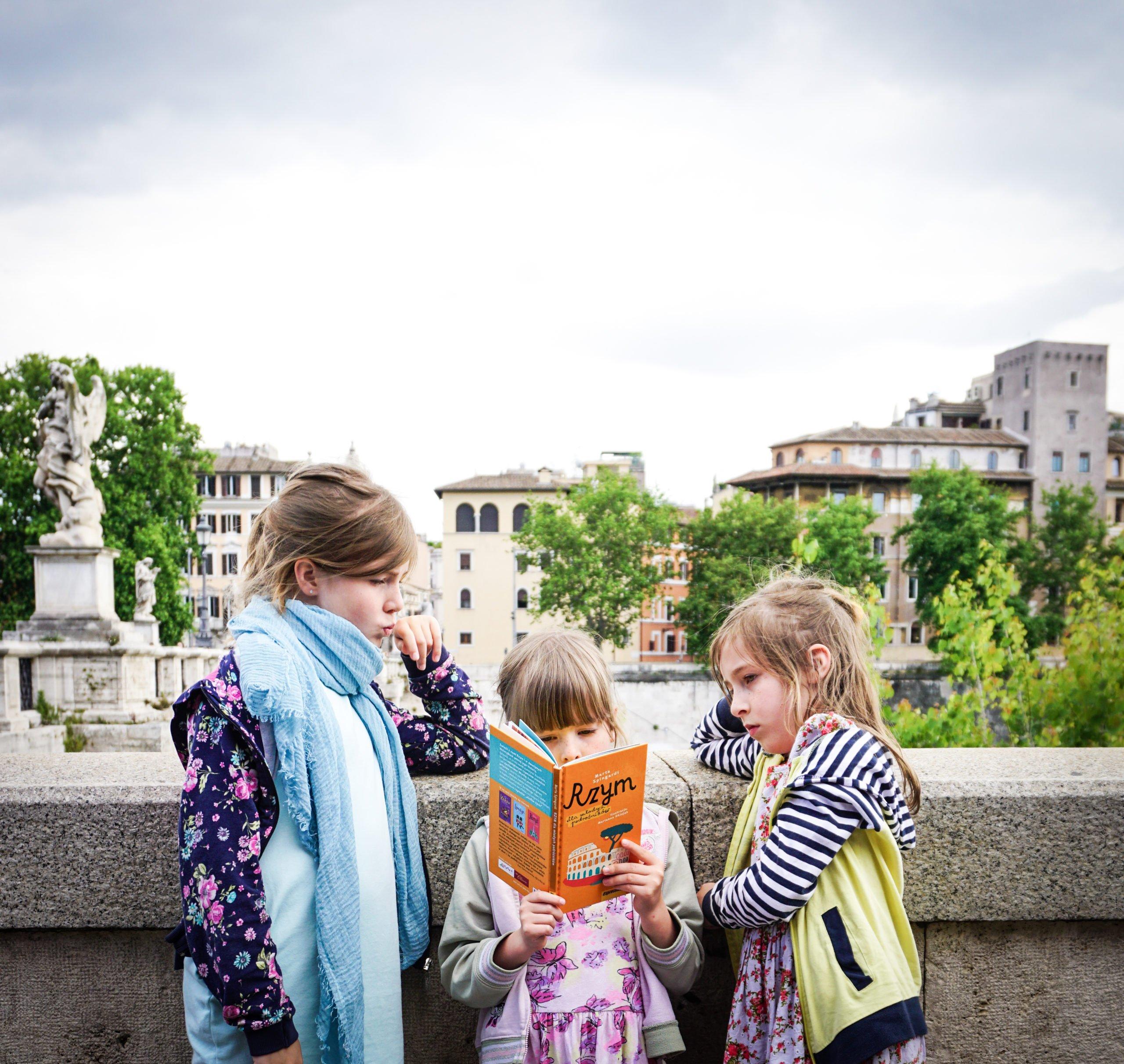podroze z dziecmi do Rzymu