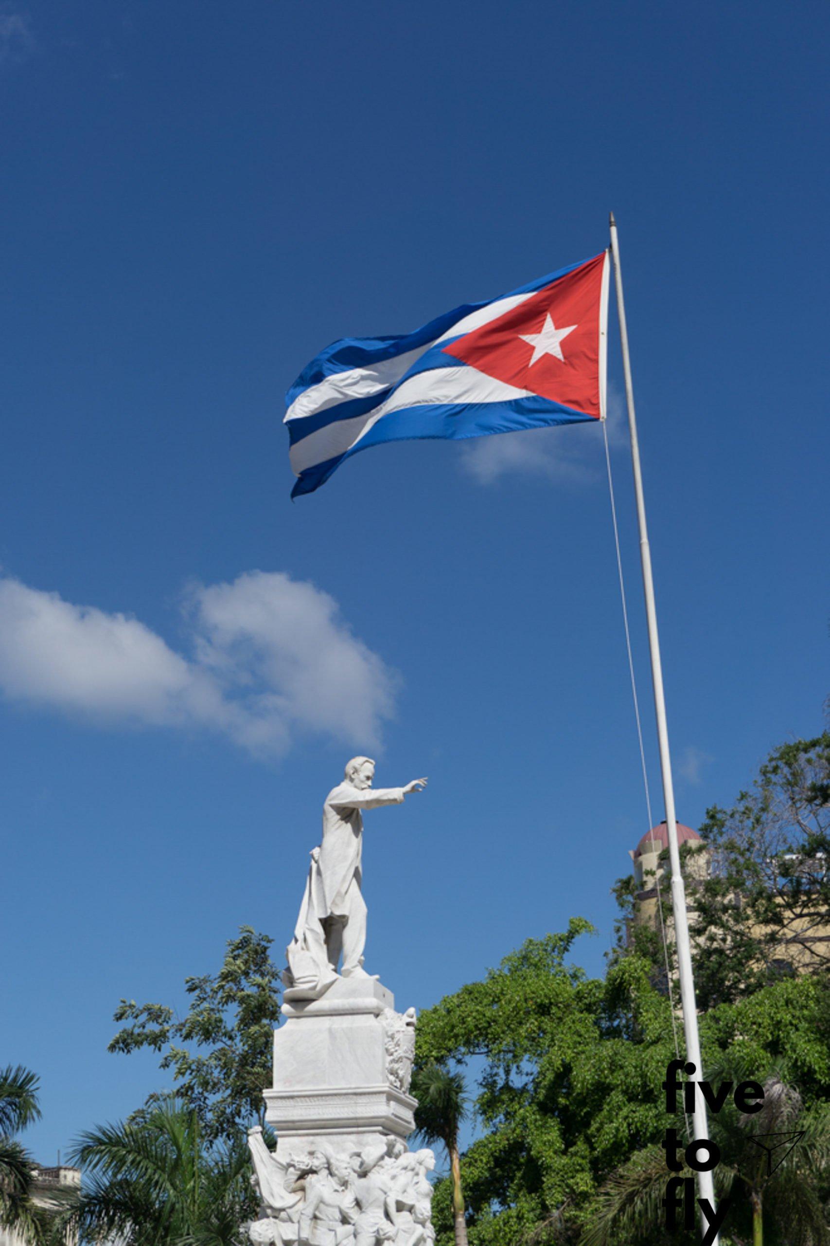 Atrakcje Hawany - pomniki
