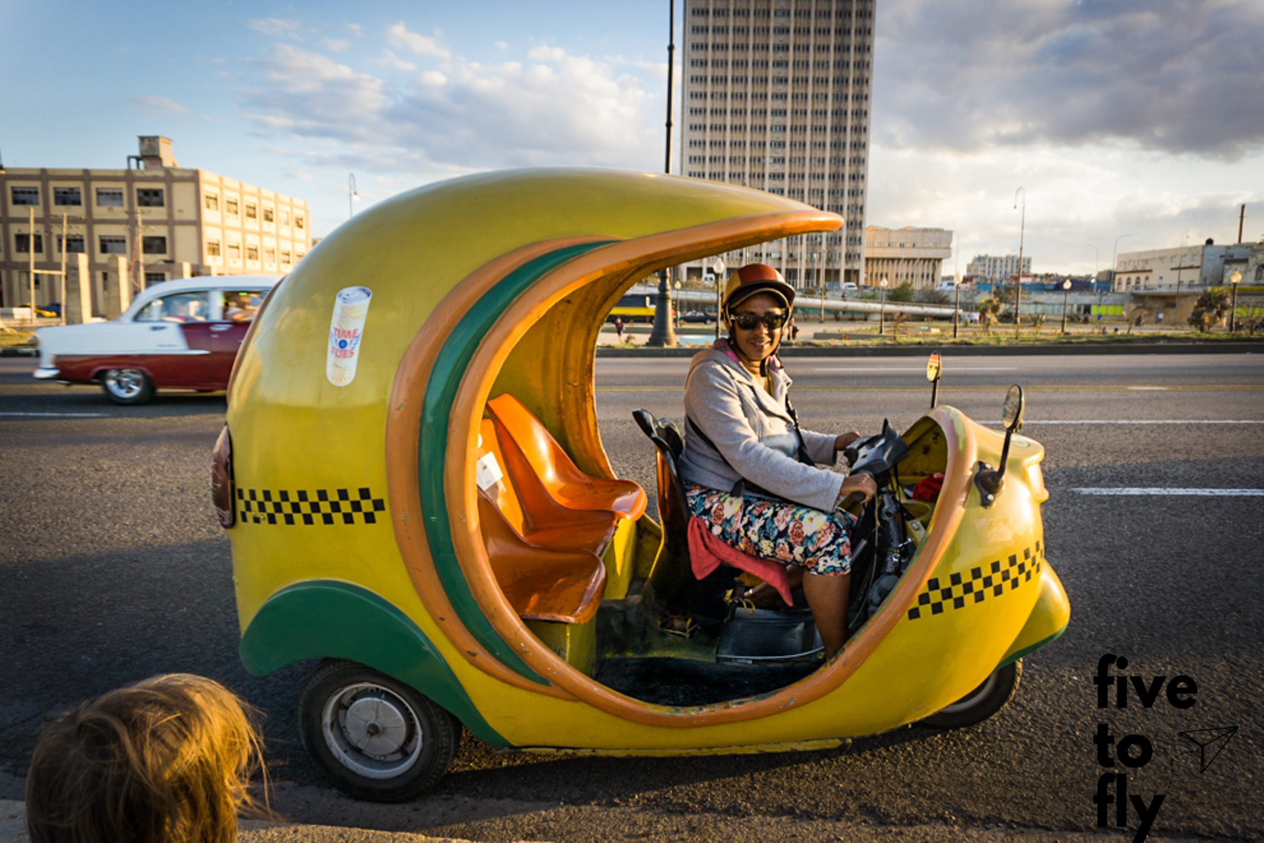Atrakcje Hawany - coco taxi