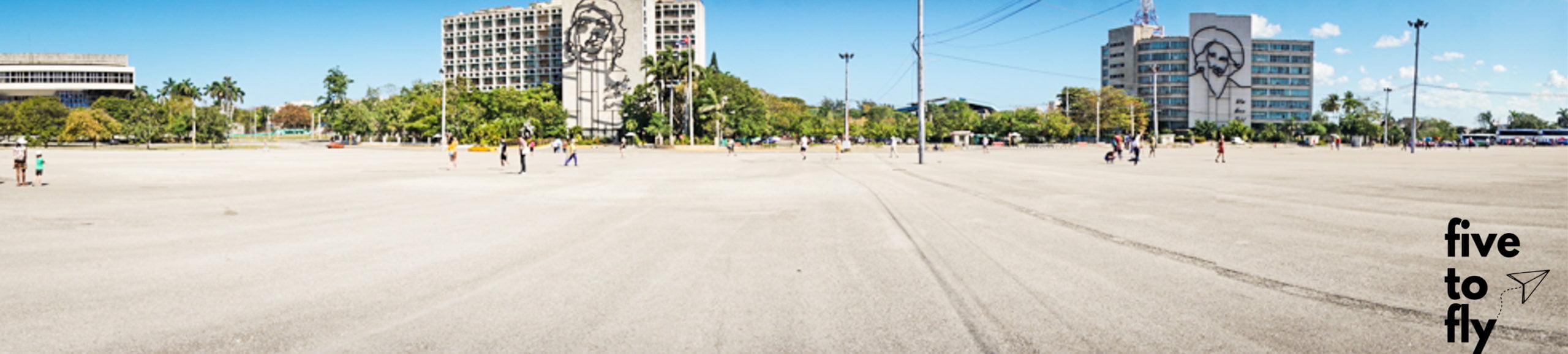 Atrakcje Hawany - Plac Rewolucji