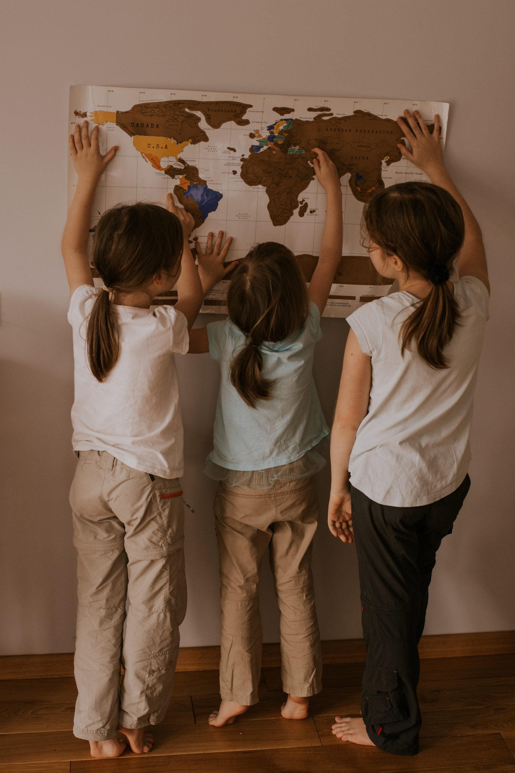 świat tylko czeka na nas i nasze podróże z dziećmi